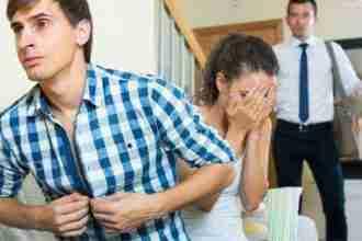 extramarital affair