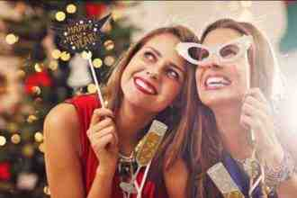 New Year party makeup tips and makeup ideas