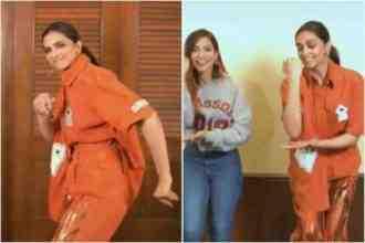deepika padukone pinga song dance viral on tik tok