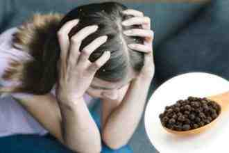 haircare tips Black pepper can give relief from dandruff to baldness