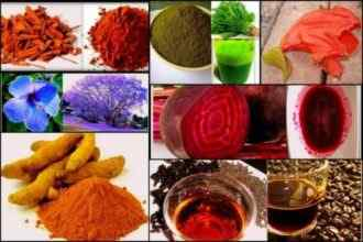 How to make natural colour