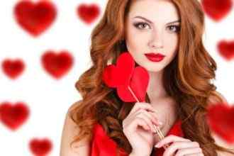 Valentine's Day Special Beauty Tips in hindi