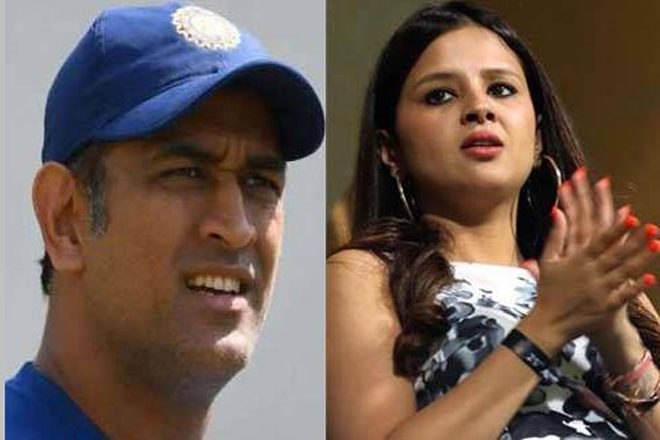 Dhoni's wife Sakshi Dhoni tweeted after trend DhoniRetires on twitter