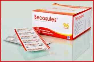 Health Benefits of Becosules Capsules Multivitamin in Hindi