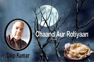 Vyangy Chaand Aur Rotiyaan