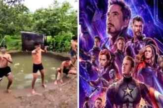 desi version of Avengers