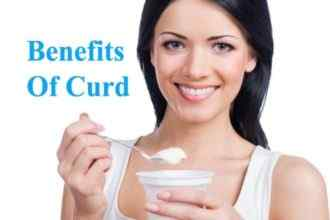 Benefits Of Curd