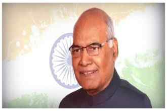 Biography of Ram Nath Kovind