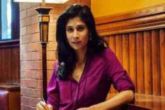 Geeta Gopinath